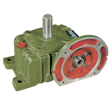 WPA type cast iron worm gear box