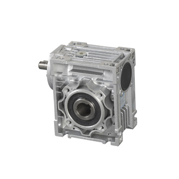 aluminum gearbox reducer with motor