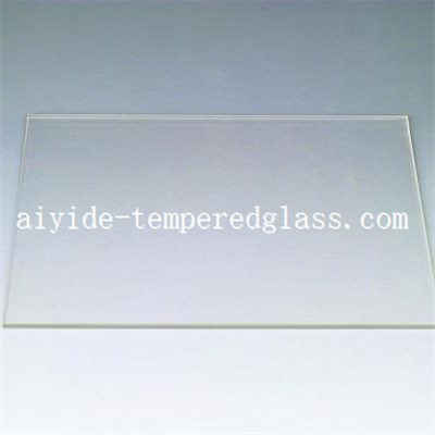 White Tempered Glass Led Lamp Cover