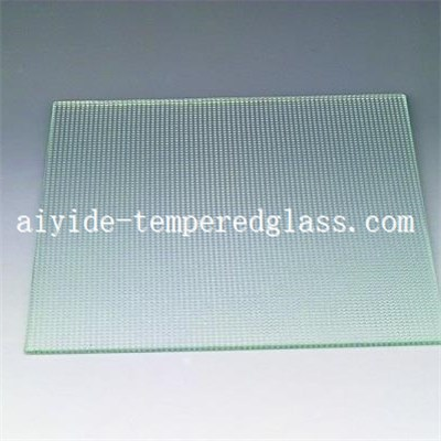 Borosilicate Flat Glass Led Lamp Cover