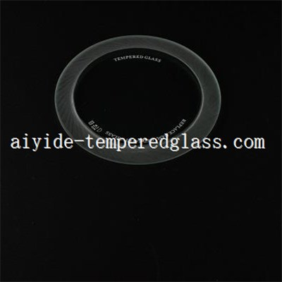 Safety Tempered Glass Led Lamp Cover