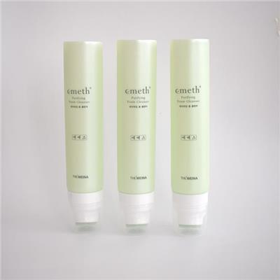 Plastic Cosmetic Tubes For Skincare