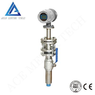 Insertion Electromagnetic Flow Meter
