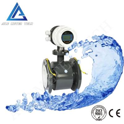 Electromagnetic Water Flow Meter