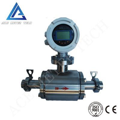 Electromagnetic Milk Flow Meter