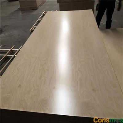 Glossy UV Birch Plywood
