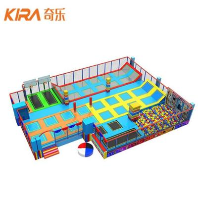 Kids Indoor Trampoline Park