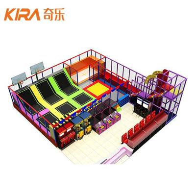 Childrens Indoor Trampoline Park