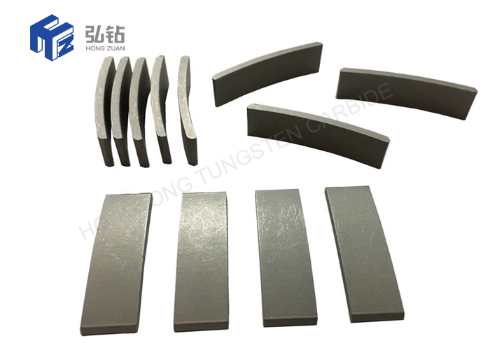 Tungsten carbide plate for agriculture wear parts