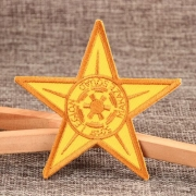 Yellow Star Cool Patches