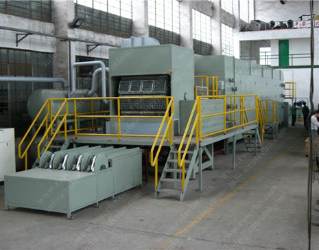 Paper Tray Making Line