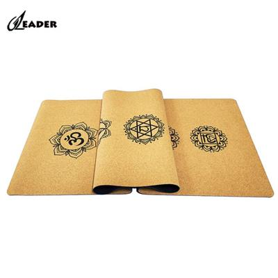 Mens Cork Yoga Mat
