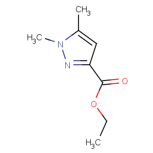 1H-Pyrazole-3-carboxylicacid, 1,5-dimethyl-, ethyl ester