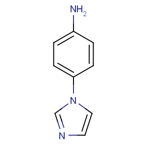 4-(1H-Imidazol-1-yl)aniline