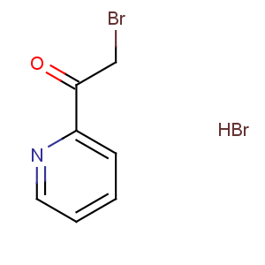 2-(BROMOACETYL)PYRIDINE HYDROBROMIDE