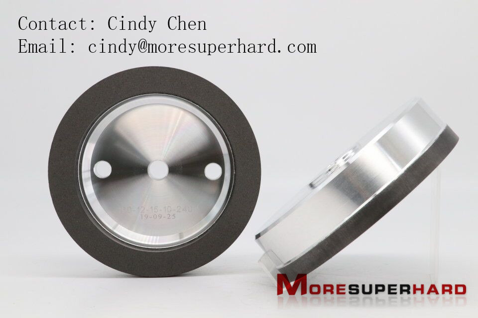 Resin Diamond Cup Grinding Wheel for Building Glass