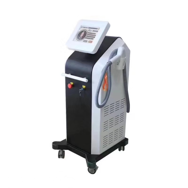 High power Non-Channel 808nm Diode Laser Hair Removal Machine CE Approved
