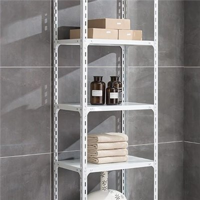 Light Duty Angle Steel Shelf