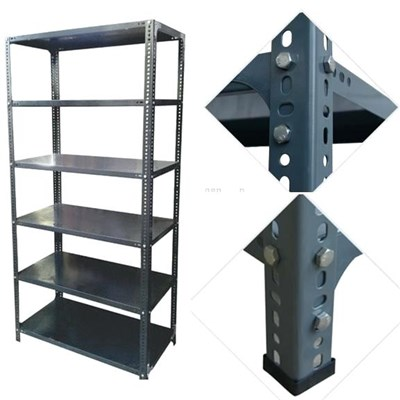 Bolted Type Angle Steel Shelf