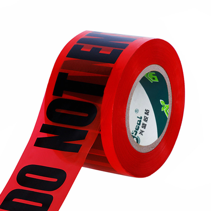 BARRIER TAPE WITHOUT ADHESIVE, WARNING TAPE WITHOUT ADHESIVE
