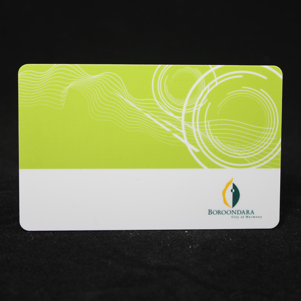 RFID UHF (860MHz – 960MHz) Plastic Card With Full Color Printing For Access Control And Tracking Sys