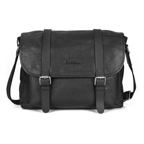 2020 original manufacturer trendy design high end leather men's casual shoulder bag