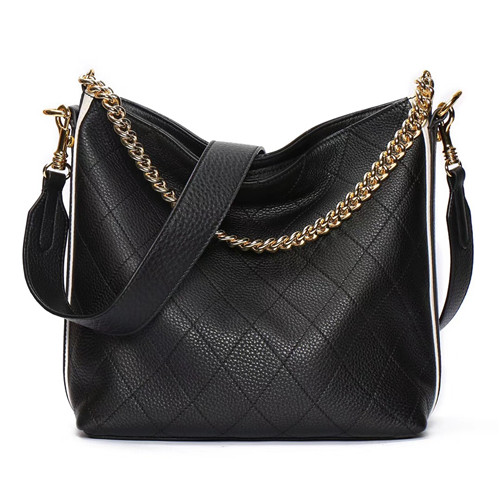 2020 original manufacturer first layer leather classical design lady fashion handbag