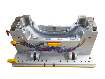 Barrel injection mold