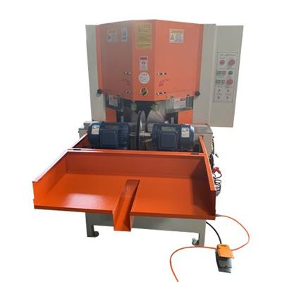 45 Degrees Wood Cutting Machine