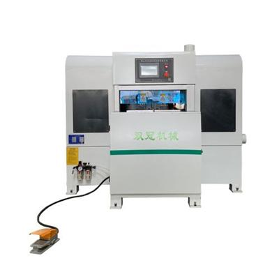 CNC 45 Degrees Wood Cutting And Drilling Machine