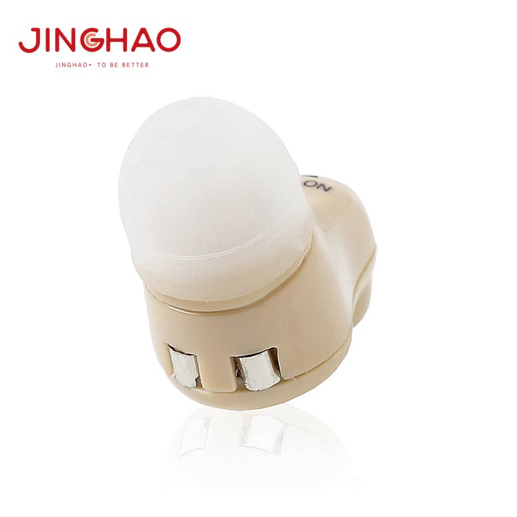 JH-335 Rechargeable ITE Portable Hearing Aid / Hearing Amplifier    2019