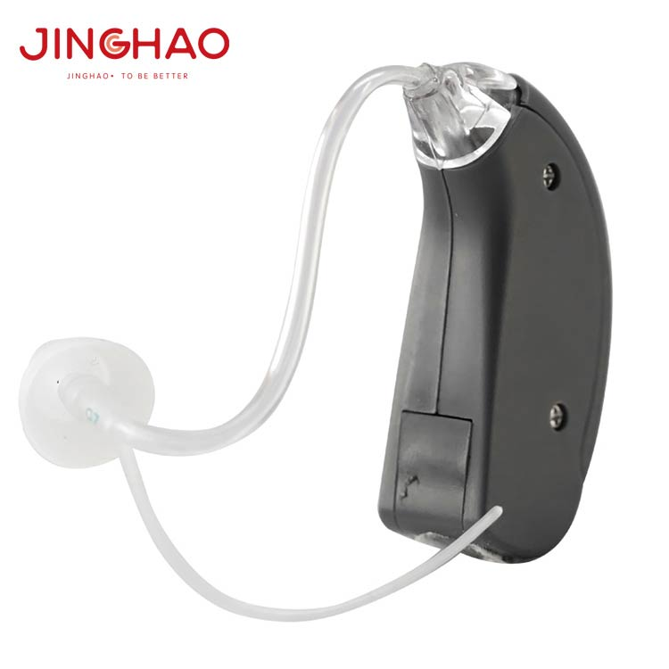 JH-D03 BTE FM Balanced Armature Loudspeaker Open Fit Hearing Aid / Hearing Amplifier 2019
