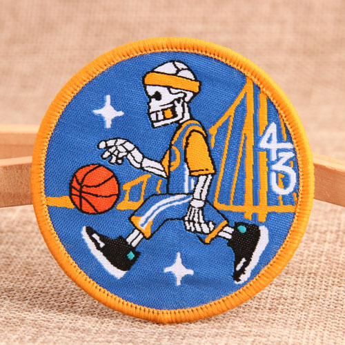 Basketball Cool Patches