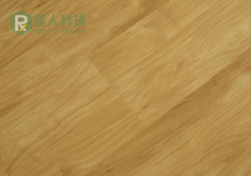 Eco-Friendly Light Brown Flooring
