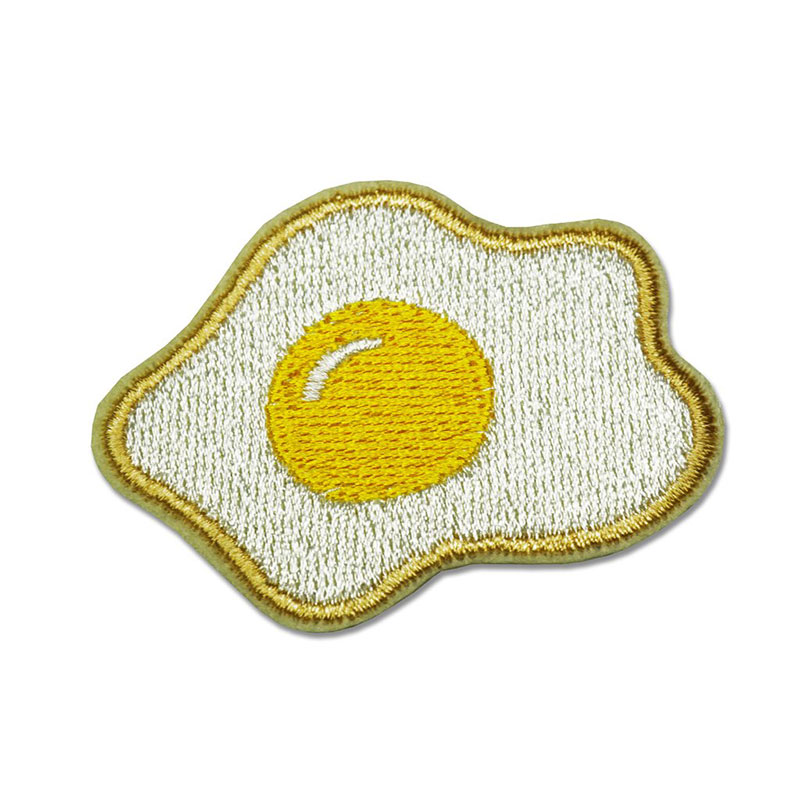 Egg Custom Patches for Hats
