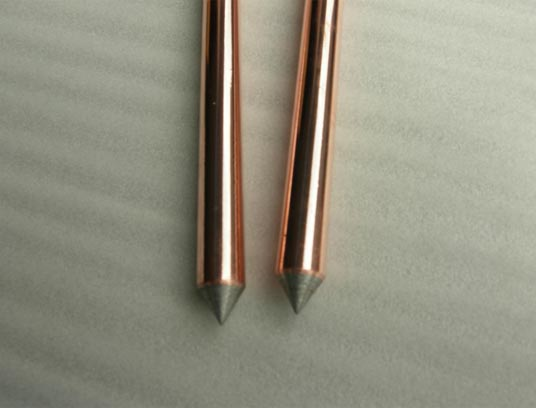 Copper Bonded Copperweld Ground/Earth Rod