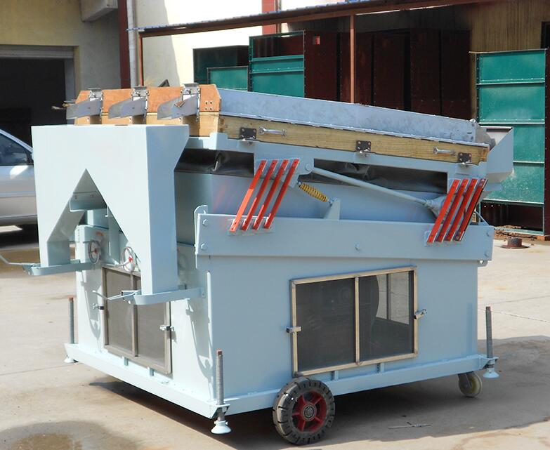 Seed Specific Gravity Removal Stone Machinery