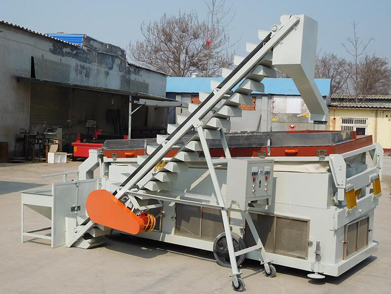 Seeds Gravity Separator Machine