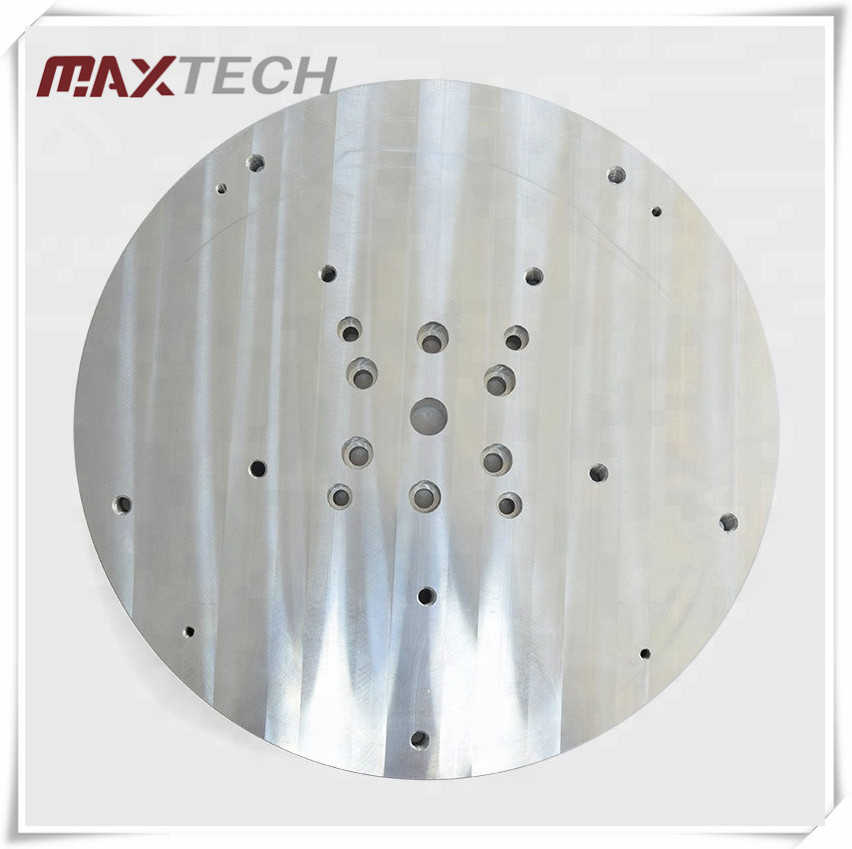 CNC aluminum extrusion profile with surface treatment