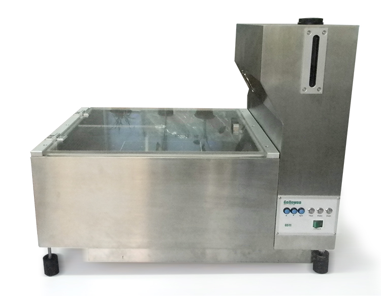Sweating Guarded Hotplate thermal resistance tester for fabrics heat insulation