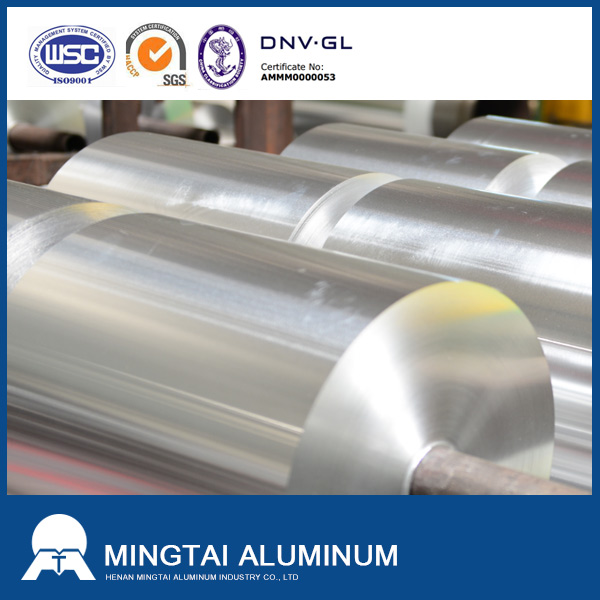 Mingtai Aluminum introduces electronic aluminum foil performance