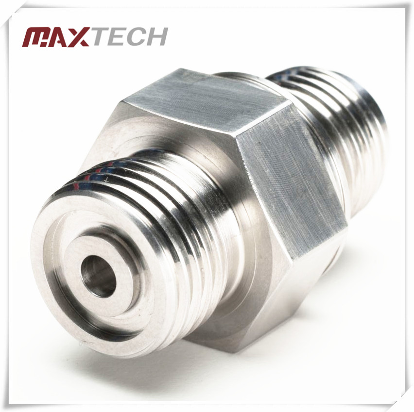 CNC machined electro less nickel plating parts