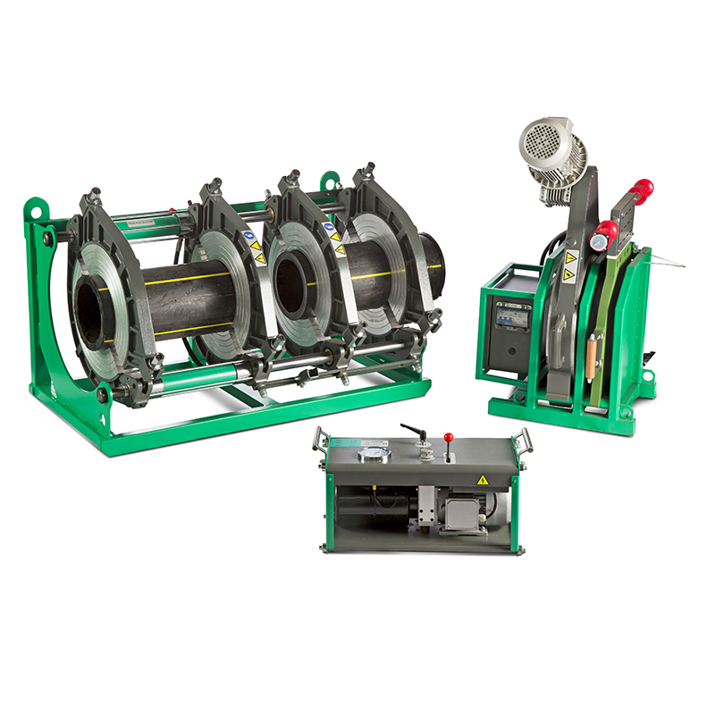 PE Welding Machine for 200-450mm Plastic Pipe Welding
