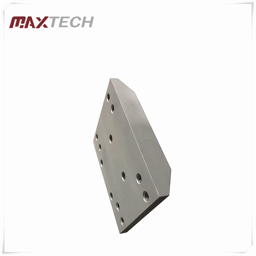 CNC processing anodized aluminum alloy parts