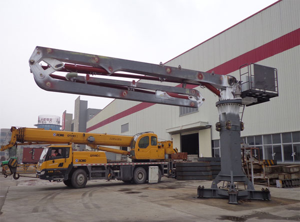 PB21AM3R Stationary Placing Boom