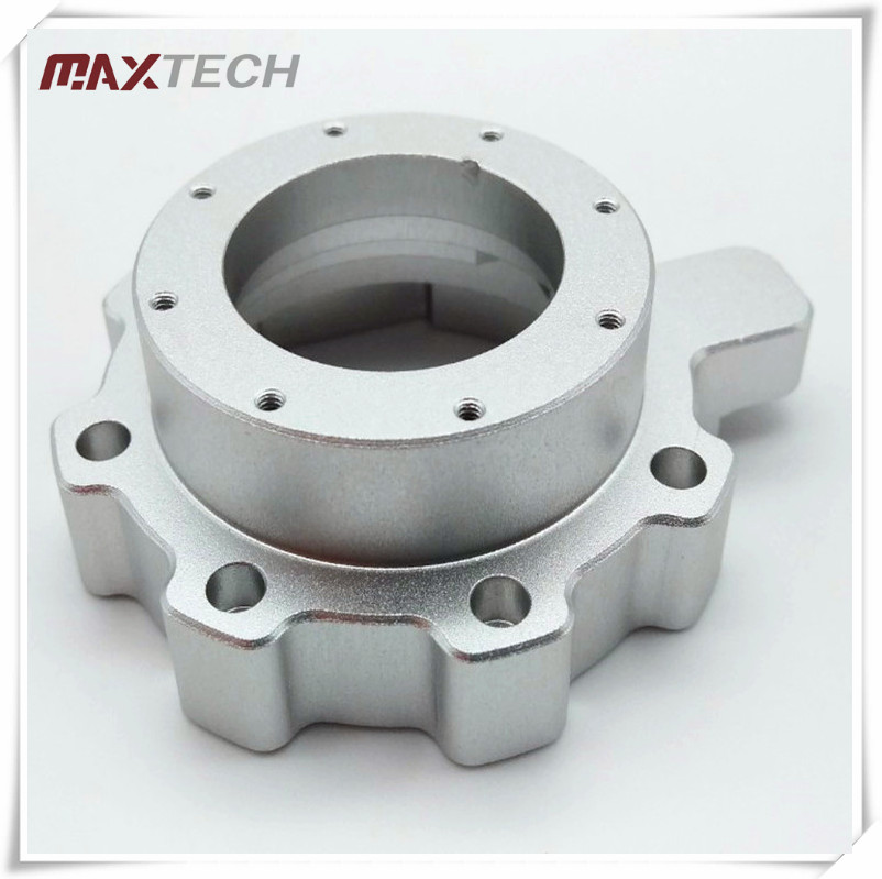 Customized precision CNC 5 axis machining parts manufacturer