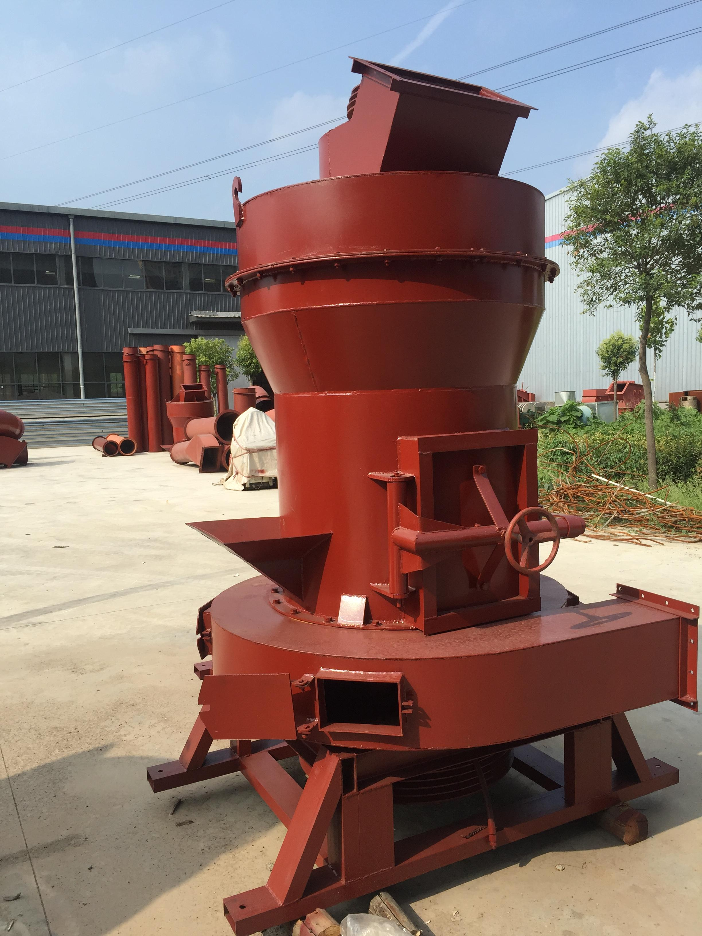 Jaw Crusher, Raymond Pulverizer
