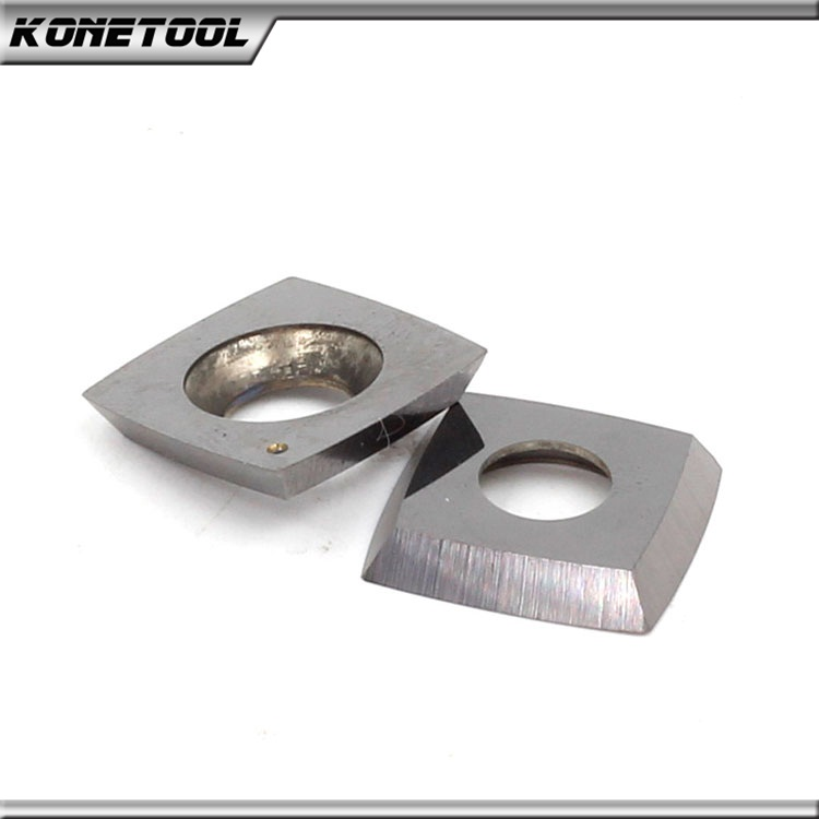 Standard Tungsten Carbide Replacement Knives - Countersink Hole