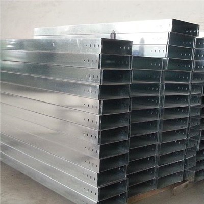 Hot Dip Galvanizing Channel-type Cable Tray