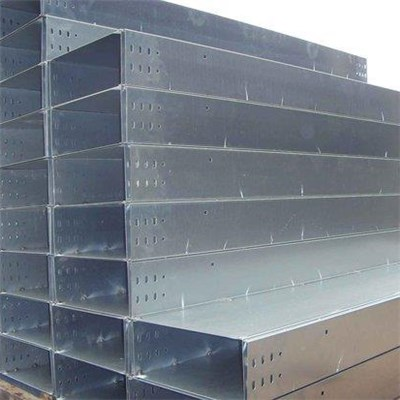 Stainless Steel Channel-type Cable Tray